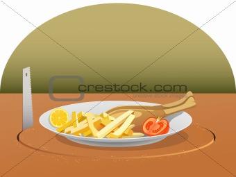 food theft