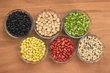 A Variety of Legumes