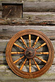 Spinning Wheel on the Wall