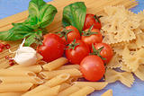 pasta ingredients