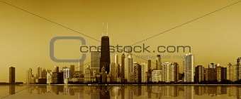 Chicago gold coast.