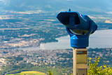 Coin Operated Binoculars Geneva
