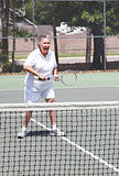 Active Senior Woman - Tennis