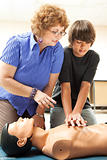 Teaching CPR