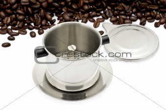 French Drip Coffee Filter