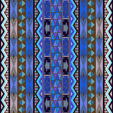 Blue rug design