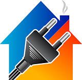 home electrical plug