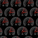 seamless wallpaper speedometer
