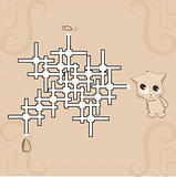 Labyrinth - Mouse, cheese and cat