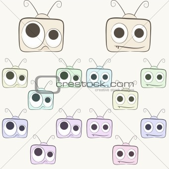 cute monitor