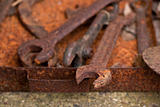 rusty spanners