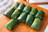 Thai rice dessert.