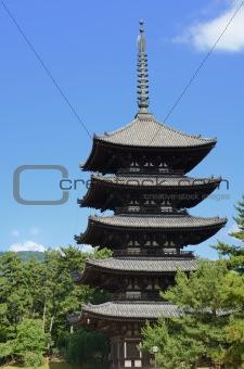 Kofuku-ji Pagoda