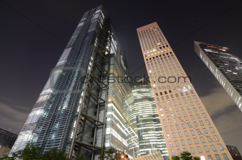 Tokyo Luxury High Rises