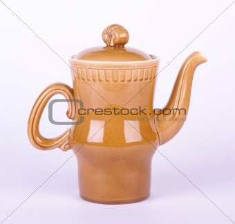 Ceramic coffee-pot