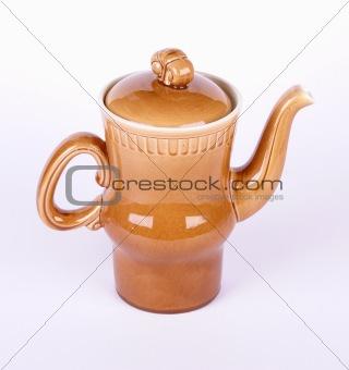 Ceramic coffee-pot