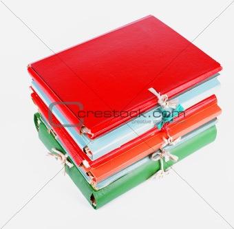 Cardboard folders a