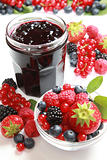 Berry jam