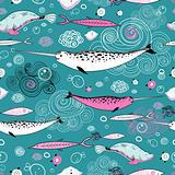 patterns of marine animals