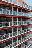 Hotel facade on Majorca