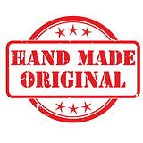 Hand made stamp