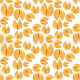 Fortune Cookie Seamless Background Pattern