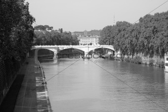 Cavour bridge