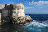 Fortress Bokar in Dubrovnik, Croatia