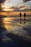 Reflections at Sunset, Florida