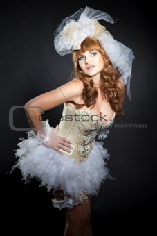 Wedding doll image