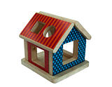 Wood house toy