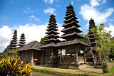 Taman Ayun Royal Temple in Bali