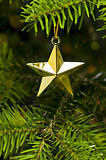 Star shape Christmas tree decoration
