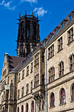 Town hall in Duisburg