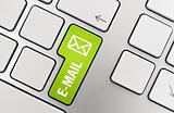 E-mail key concept