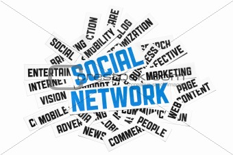 Social Network Sign