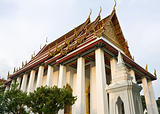 Church  of Thai temple