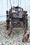 Antique Potato Harvester