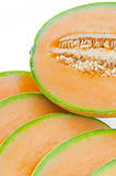 Fresh melon