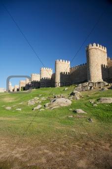 Avila turrets