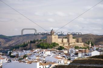 castle of Antequera