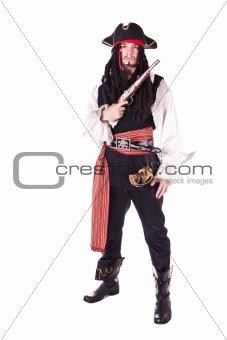 Man In Masquerade. pirate