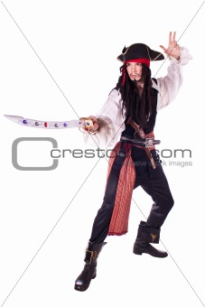 Man In Masquerade. pirate