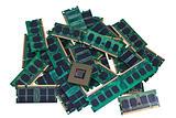 Memory modules and a modern CPU