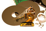 parts of hard disk drive