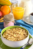Sweetened Corn Flakes
