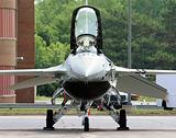 Modern jetfighter