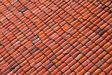 roof tiles background texture