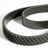 Ribbed motor belt