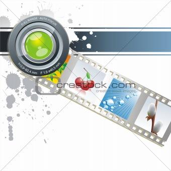 Cinema tape